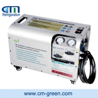 high efficiency refrigeration service unit CMEP-OL r600 refrigerant recycling machine