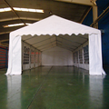 Strong steel or aluminum marquee tent wedding party