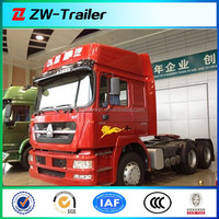 international used tractor truck head for sale