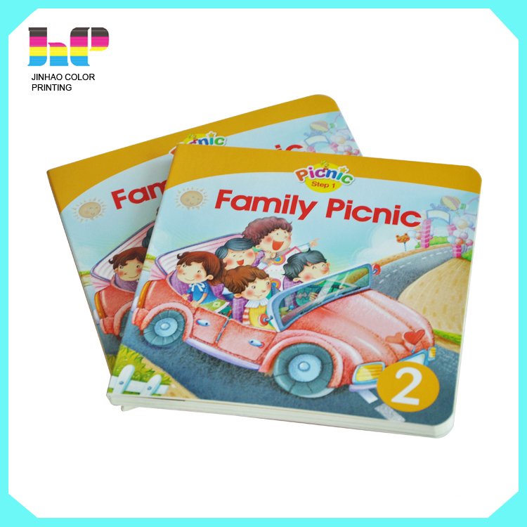 Children Hardcover Picture Book Printing