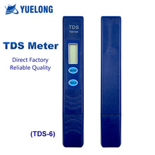 Pen Type Handheld Digital TDS 6 <strong>Meter</strong> with PPM for Aquarium Drinking Water Hardness Tester Hold China Price