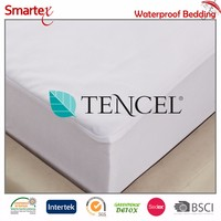 tencel mattress protector cover natural healthy ebay odor absorbing california king