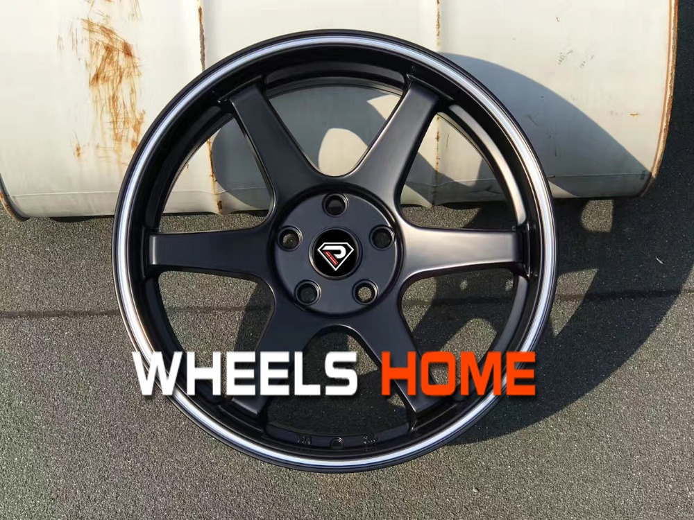 TE37 alloy wheels for Japanese cars,No.351