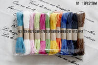 Twisted paper cord ,wholesale Raffia, Paper string for Gift Packing