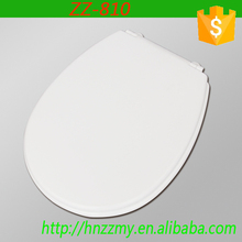 ZZ-810 Indian duroplast led light style stainless steel toilet seat cover damper price