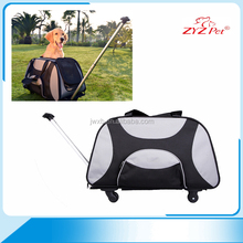 Easy Carry Trolley Pet Carriers Airline Dog Bag For Traveling Dog Carriers