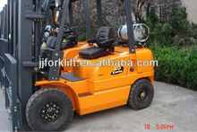 Gasoline Forklift Truck CPQD25 chinese gasoline factory hydraulic pump electric 24v environmental forklift