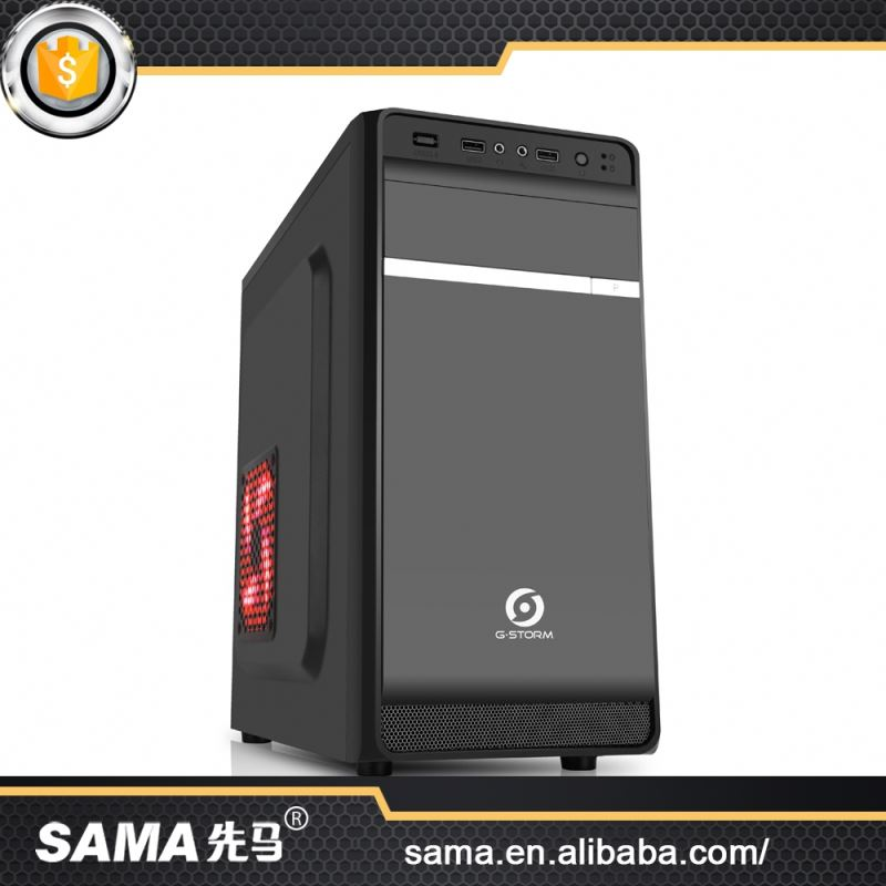 SAMA Special Design Best Price Microatx Acrylic Pc Case