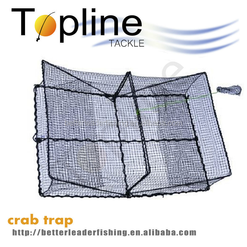 wholesale folding crab lobster fishing trap for sale china