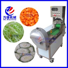 high quality electric Stainless Steel ribbon potato cutter