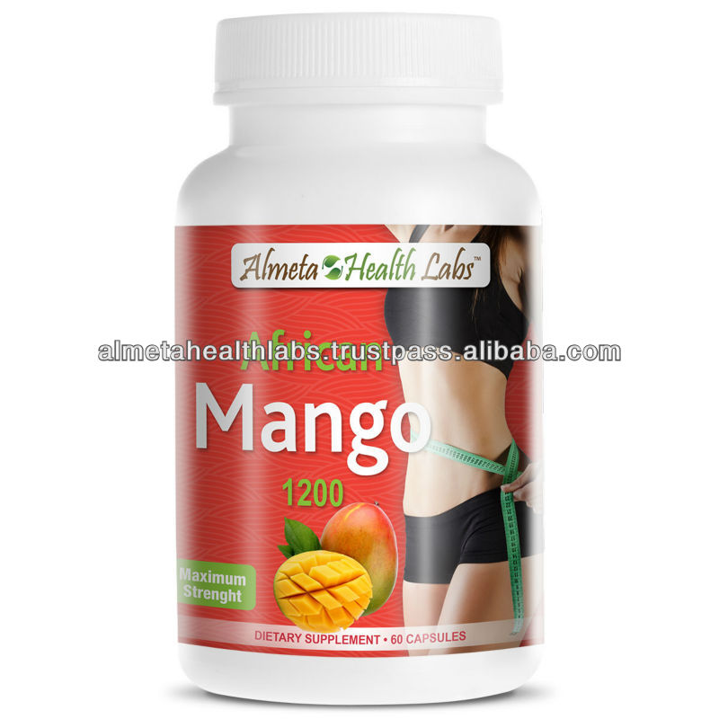 African Mango Super Fat Burning Pills