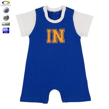 Wholesale Custom Design Organic Baby Boy Clothes View