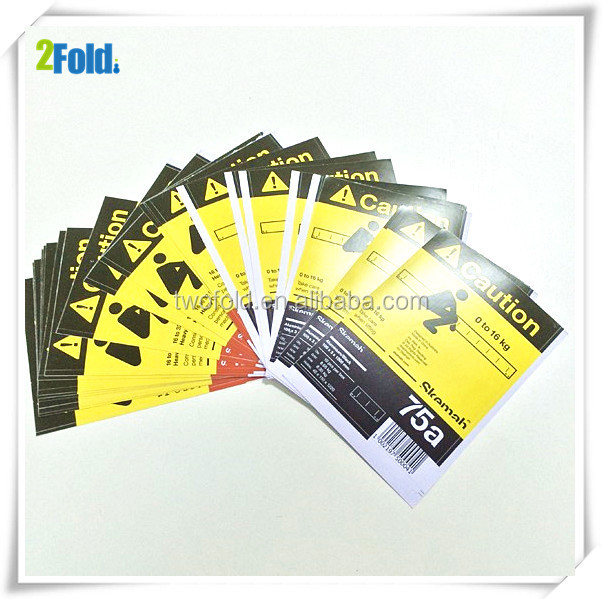 High Quoality Paper PVC Factory Printing Label Sticker