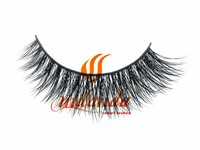 Hand Made Type and Synthetic Hair, top quality pbt 100% import from Korea Material Buy Eyelash Extension