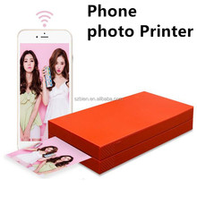 Mobile Photo Printer/Wifi Thermal Printer/Portable wireless Moblie Phone Printer