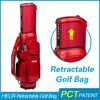 HELIX High quality golf bag parts double strap