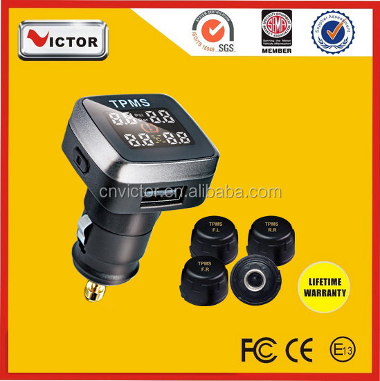 complete TPMS for toyota car