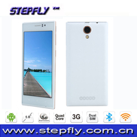 5.0 inch capacitive touch screen SC7731 Quad Core Android 4.4 WIFI Bluetooth 3G Mobile Phone V3