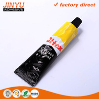high viscosity Low odor adhesive for teflon to stainless steel