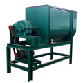small electric ribbon type mixer/horizontal feed mixer