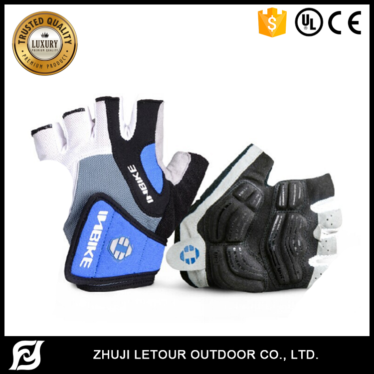 INBIKE Breathable 3D GEL Anti-slip Cycle Gloves For Children