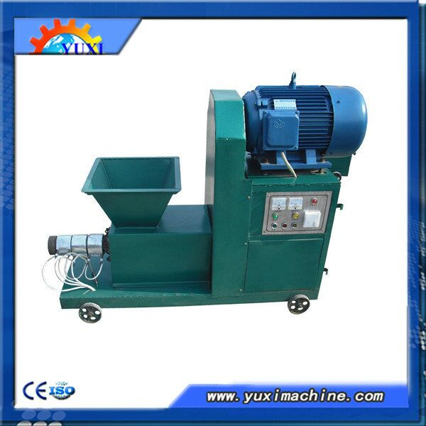Cost effective Wood Log Sawdust Charcoal Making Machine/Coal Briquetting Pressing machinery supplier