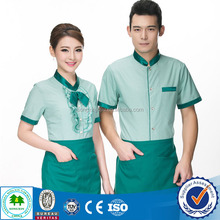 Best seller Kitchen Staff, Receptionist Dress for Catering Staff