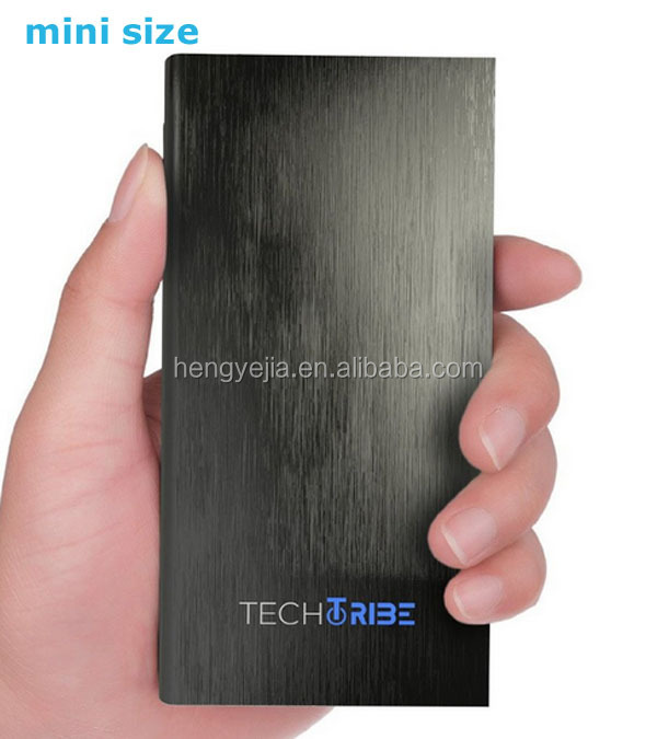 amazing products from china high quality rohs metal lifepo4 power bank for apple