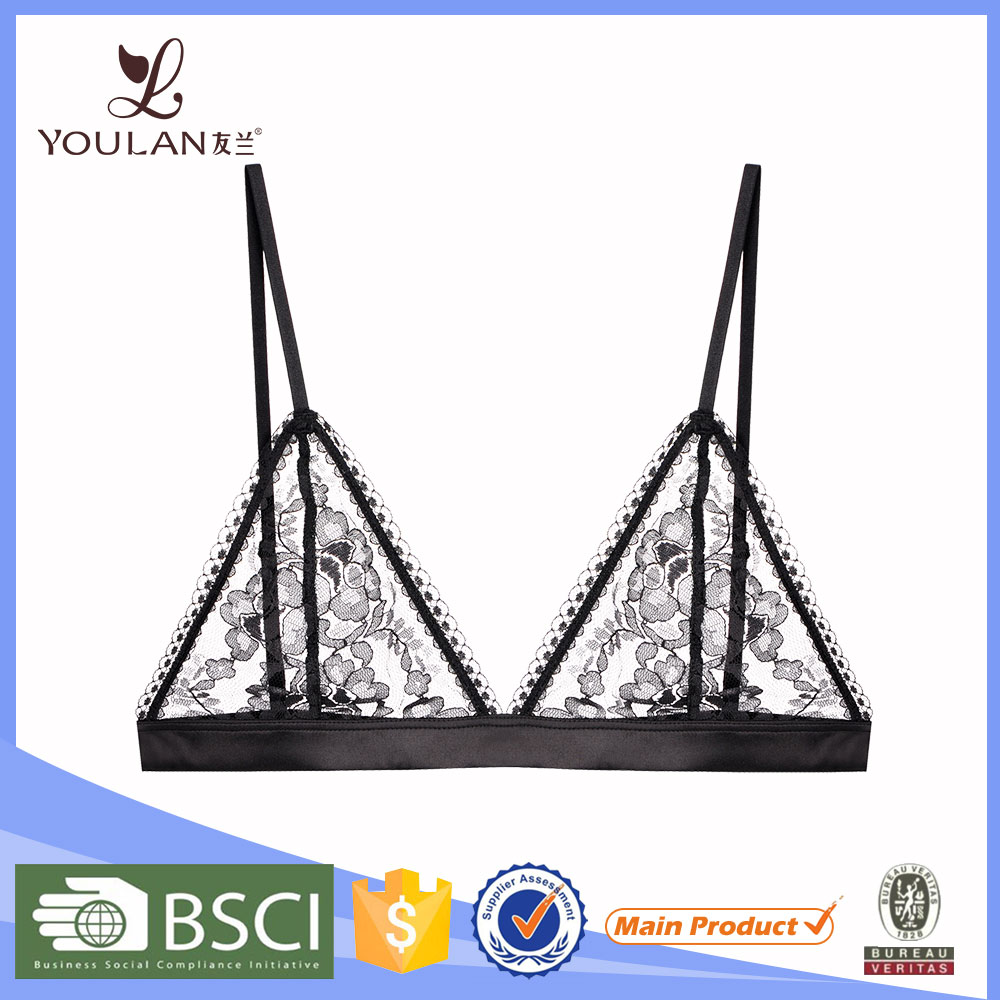 Bluk Pretty Pattern for transparent lady women bra