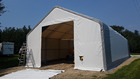 Heavy Duty Warehouse Storage Shelter