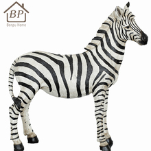 Wholesale Custom Polyresin Life Size Animal Statues Figurine For Home Decoration