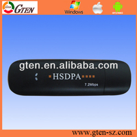 For Global service factory OEM hsdpa usb 3g modem multi sim card for tablet pc and lapttop 7.2Mbps