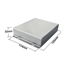 Custom Aluminum Profile Industry Control Box PCB Enclosure for Electroncis and Electron Apparatus