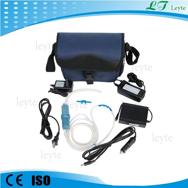 LTOP3 CE vehicle portable oxygen concentrator