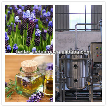 50L High Quality Lavender oil extract machine on sale (EC)