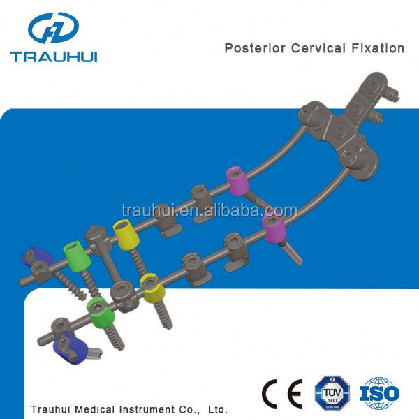 Cortex Multi Axial Screws spine titanium pedicle screws Spine Implants for cervical fixationCeres
