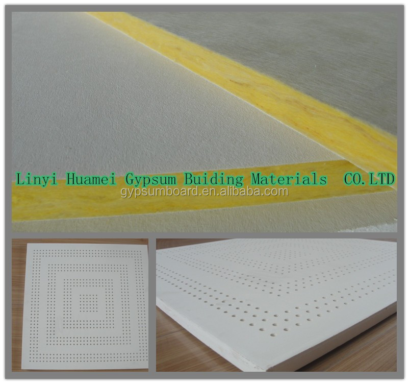 wall panel sound proof acoustic panel and ceiling / hotel paneling waterproof soundproof material
