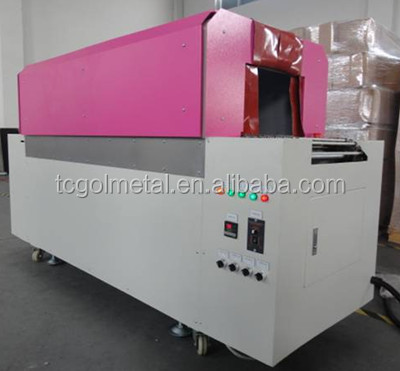 hot shrink packaging machine,constant temperature shrink tunnel