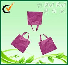 Hotsale supermarket foldable polyester bag