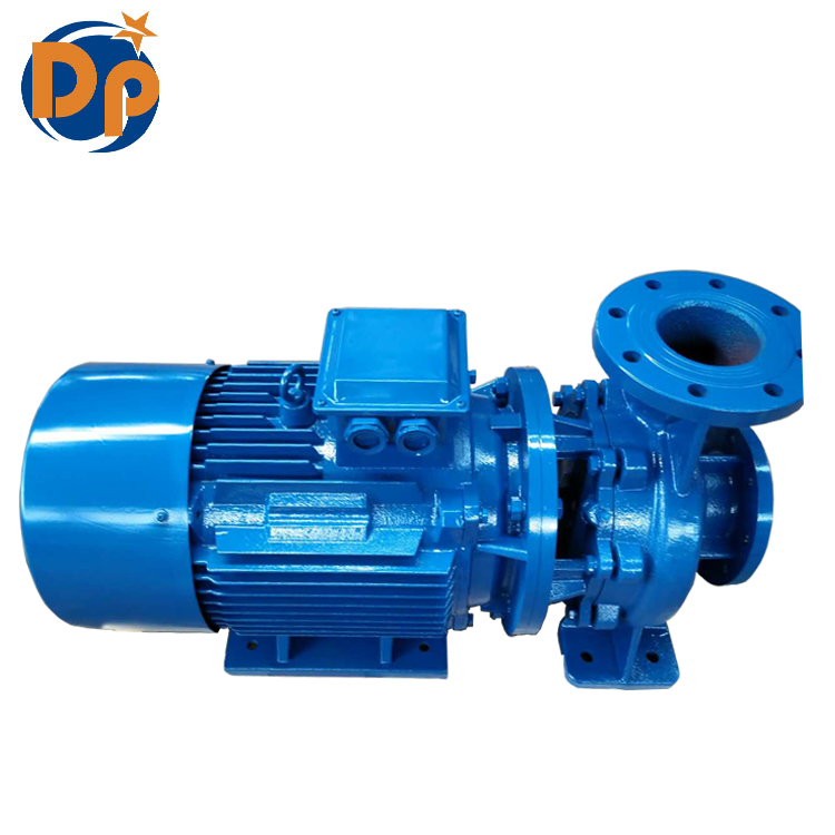 High capacity centrifugal 3kw water pump