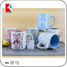 High Quality Cheap Price Tabelware Ceramic Bird Cup
