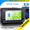 "Erisin ES7698V 7"" Car Auto GPS Navigation for GOLF 5 6 PASSAT Jetta SEAT EOS"