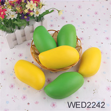 1PCS Mango Slow Rising Squishy 12 CM Kawaii Mango Squishy