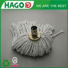 HAGO main goods microfiber mop head for stainless steel basket microfiber spin mop