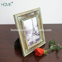 popular animal wood carving plain wooden photo frame wholesale