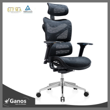 BIFMA certification 5 years warranty black mesh office chair