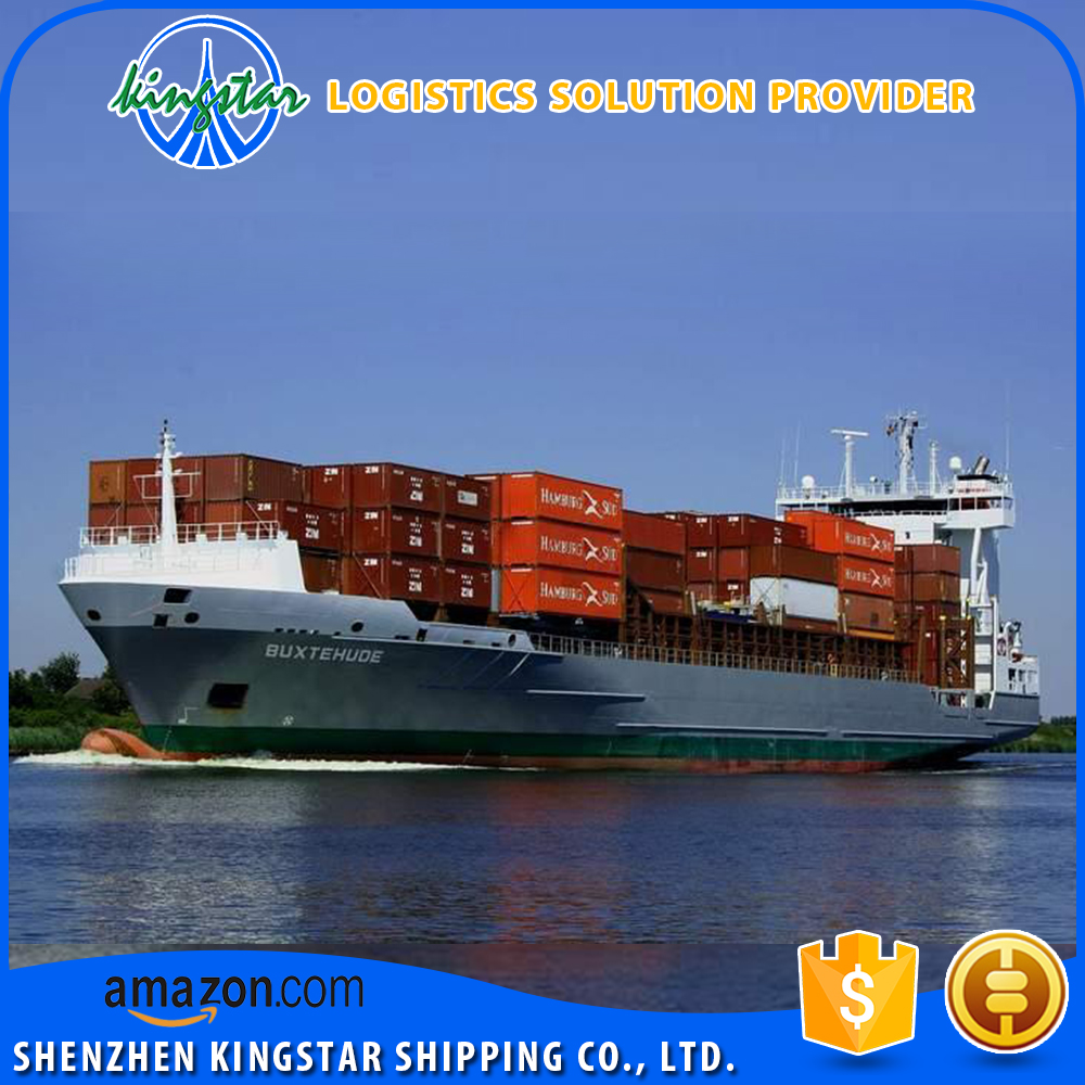 20GP/40GP/40HQ Container Shipping Ocean Freight from Shenzhen/Shanghai/Qingdao to Surabaya Indonesia