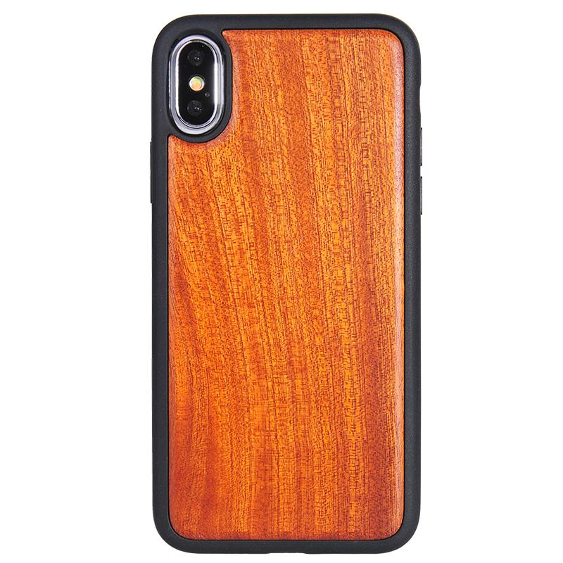 Fashion Case UEE Design High Quality Wood Phone Case for iPhone X