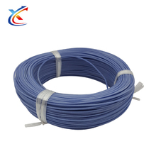 Unbreakable 14 awg flexible cable fabric covered cable Silicone Rubber Wire