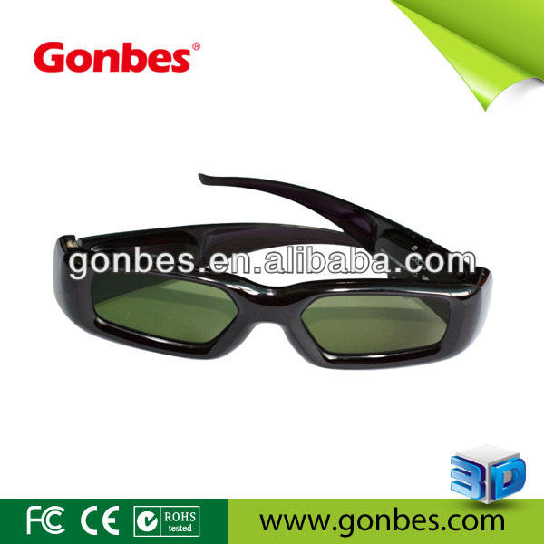 promotional universal active 3D glasses for 3D LED/LCD/Plasma TVs